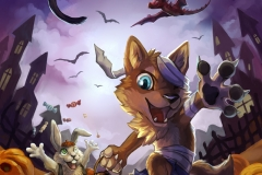 Infurnity poster