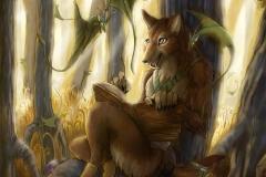 Wolf writer